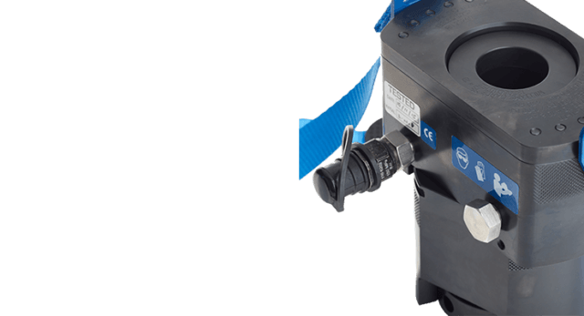 wind foundation tensioners