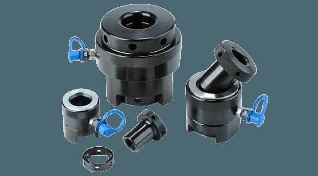 Topside Standard tensioners