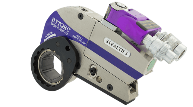 STEALTH Hydraulic Torque Wrench banner