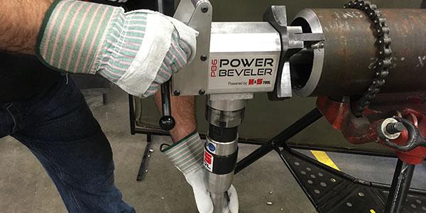 PB Series Power Beveller