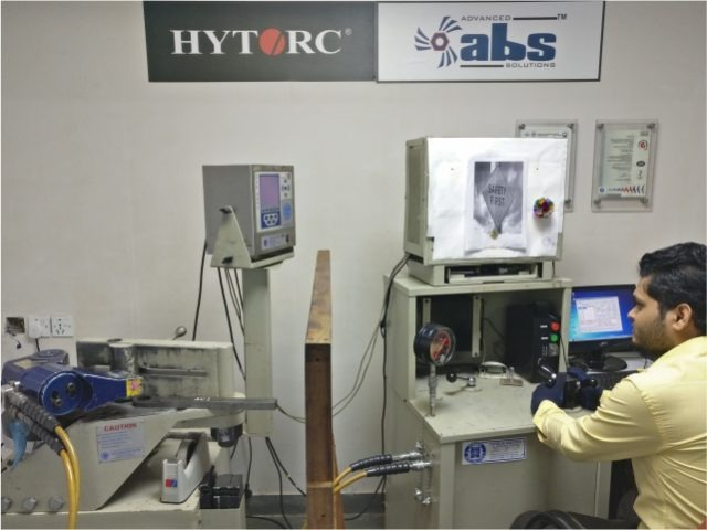 in-house calibration