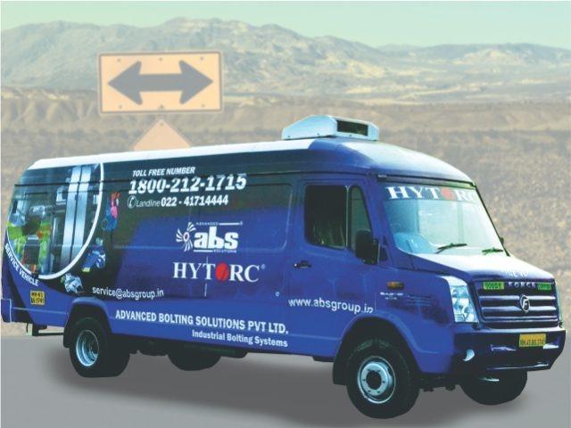 mobile van service