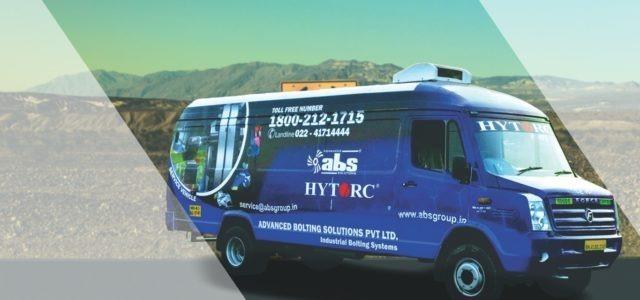 ABS Mobile Service Van