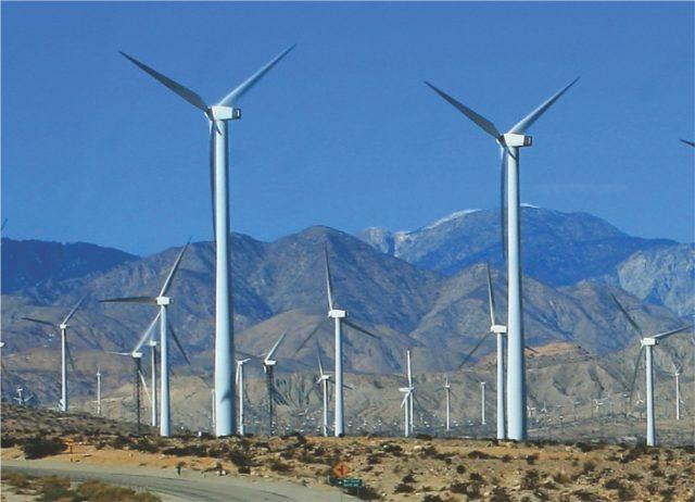 Wind industry