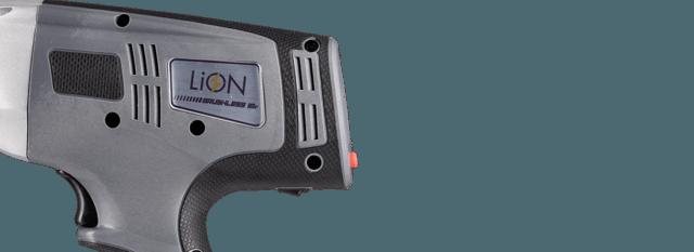 INDUSTRIAL-GRADE POWER lion gun
