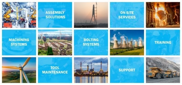 Services provided by abs group