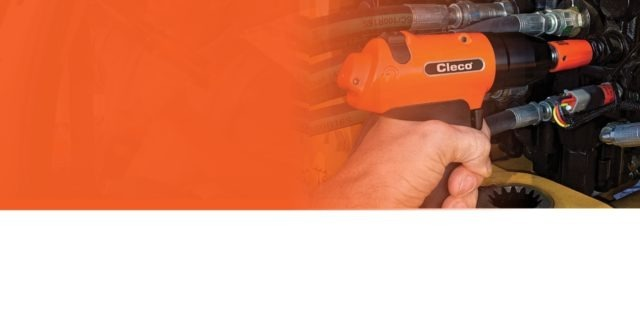 4 Pulse tools Pneumatic Cleco Product Banners