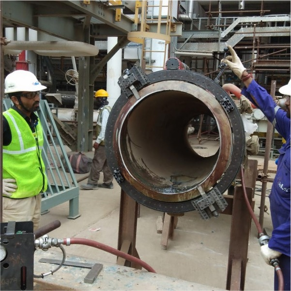 2. Cold Cutting &Pipe Beveling