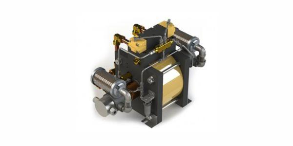 Gas Booster Pumps