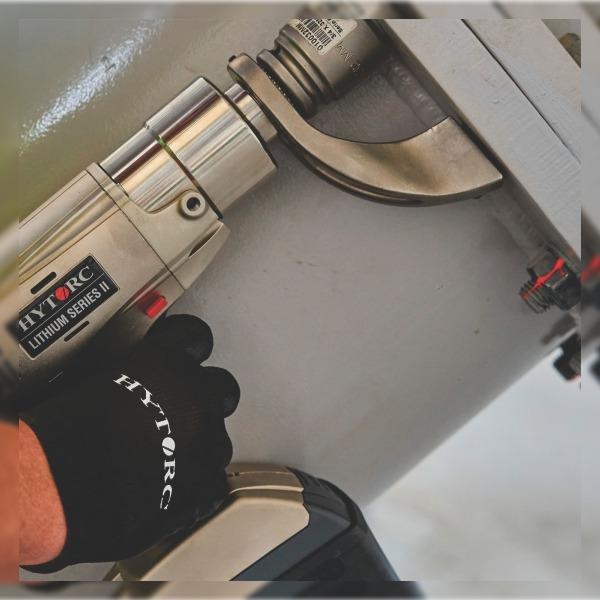 Lithium Series Cordless Torque Wrench