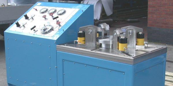valve testing machine