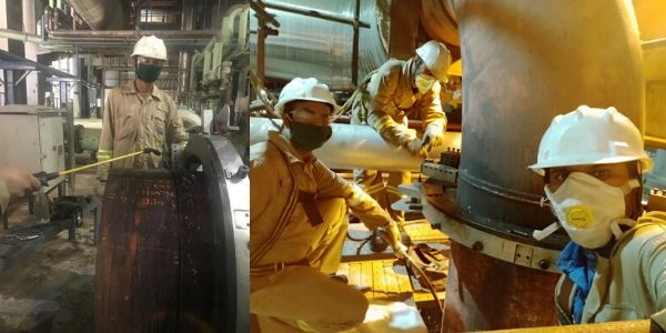 Cold Pipe Cutting