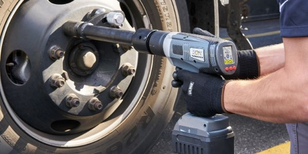 Lion gun bolting