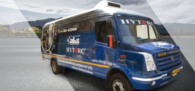 Service Van Web Banner
