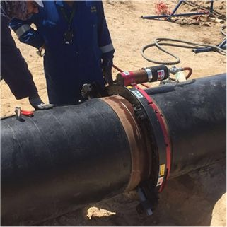 Cold Cutting & Pipe Beveling