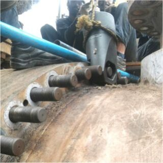 Portable Flange Maintenance Services